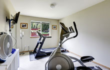 Pont Newydd home gym construction leads